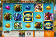 Razortooth Slot game image