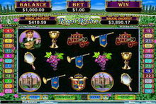 Regal Riches Slot game image