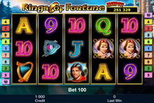 Rings of Fortune game image
