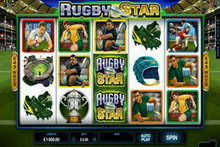 Rugby Star game image