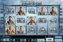 Scandinavian Hunks game image