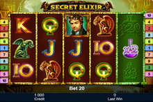 Secret Elixir Slot game image