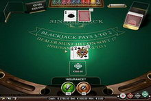 Single Deck Blackjack Pro High Limit game image