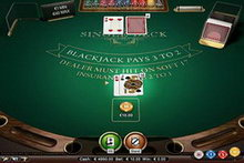 Single Deck Blackjack Pro картинка игры
