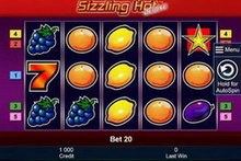 Sizzling Hot Deluxe Slot game image