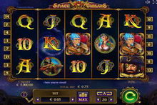 Space Corsairs Slot game image