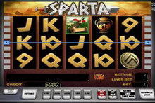 Sparta Slot game image
