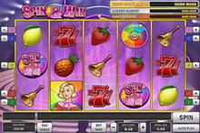Spin and Win game image
