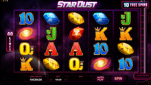 StarDust Slot game image