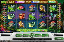 Super Lucky Frog Slot game image