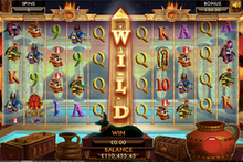 Temple of Luxor Slot game image