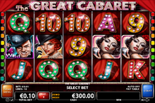 The Great Cabaret game image
