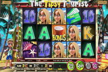 The Tipsy Tourist Slot game image