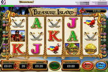 Treasure Island game image