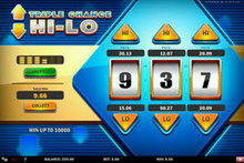 Triple Chance Hi Lo game image