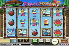 Tropical Holiday Slot game image