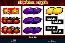 Ultra Hot Deluxe Slot game image