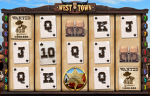 West Town Slot game image