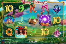 Witch Pickings Slot game image