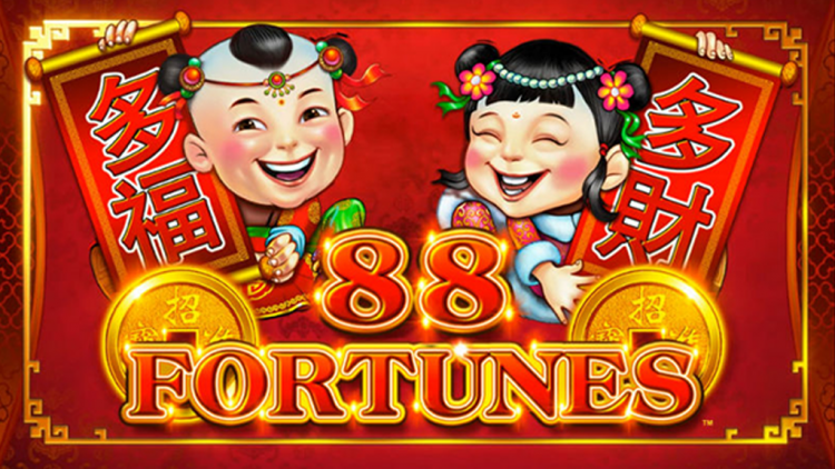 88 Fortunes game image