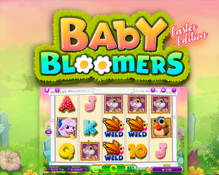 Baby Bloomers game image