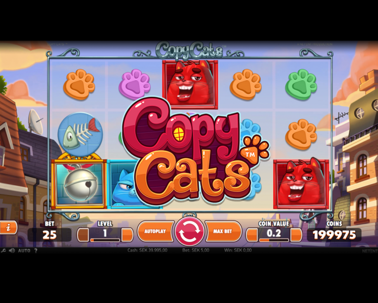 Cat Casino Game