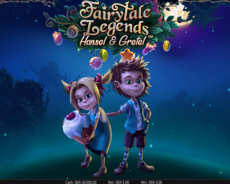 Fairytale Legends: Hansel & Gretel game image